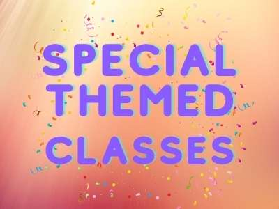special themed classes