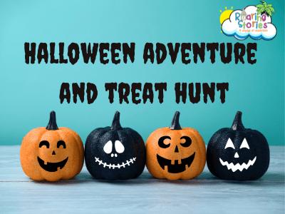 Halloween Adventure – Sunday 31st October 2021